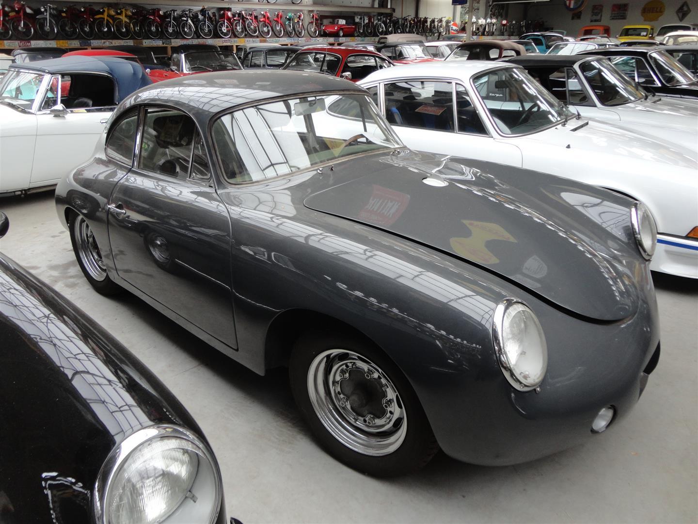 porsche 356 bt5 joop stolze classic cars. Black Bedroom Furniture Sets. Home Design Ideas