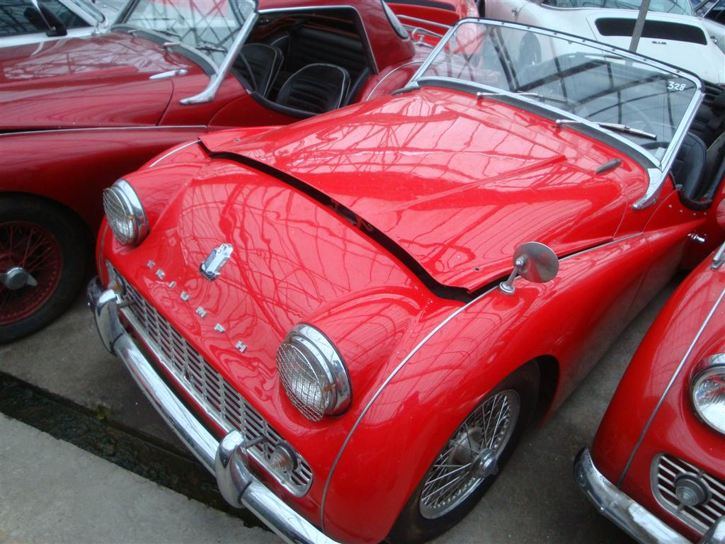Triumph Tr3 Slot Car Martingale Blackjack Forum
