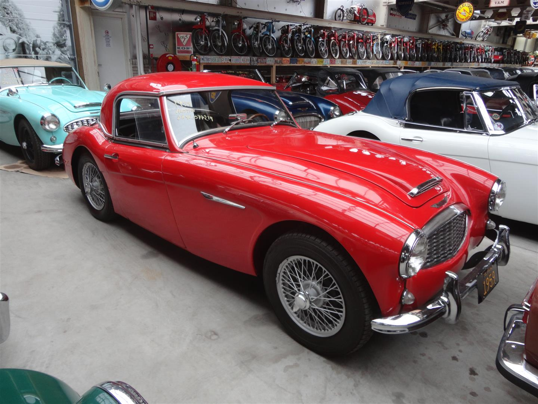 austin healey 100 6 red 39 59 joop stolze classic cars. Black Bedroom Furniture Sets. Home Design Ideas