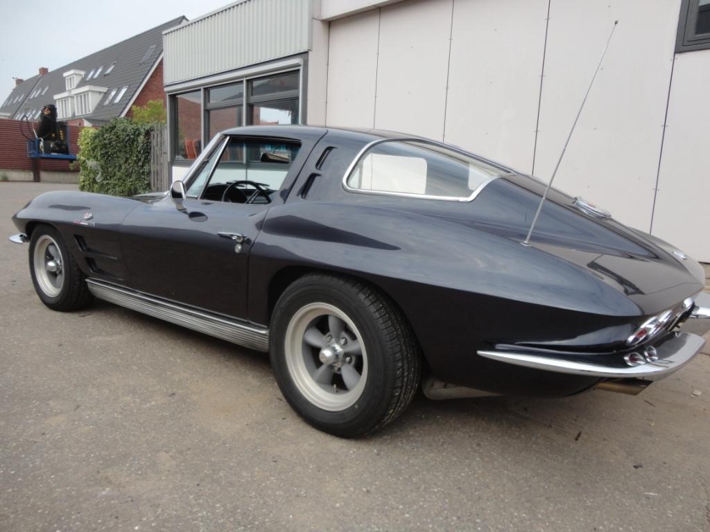 Split Window Corvette >> Chevrolet-Corvette C2 Split Window | Joop Stolze Classic Cars