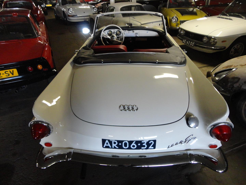 Dkw Auto Union 1000 Sp Joop Stolze Classic Cars