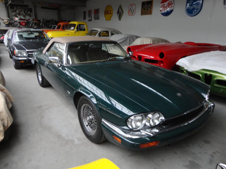 jaguar xjs cabrio joop stolze classic cars. Black Bedroom Furniture Sets. Home Design Ideas