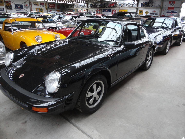 porsche 911 carrera jubileum model joop stolze classic cars. Black Bedroom Furniture Sets. Home Design Ideas