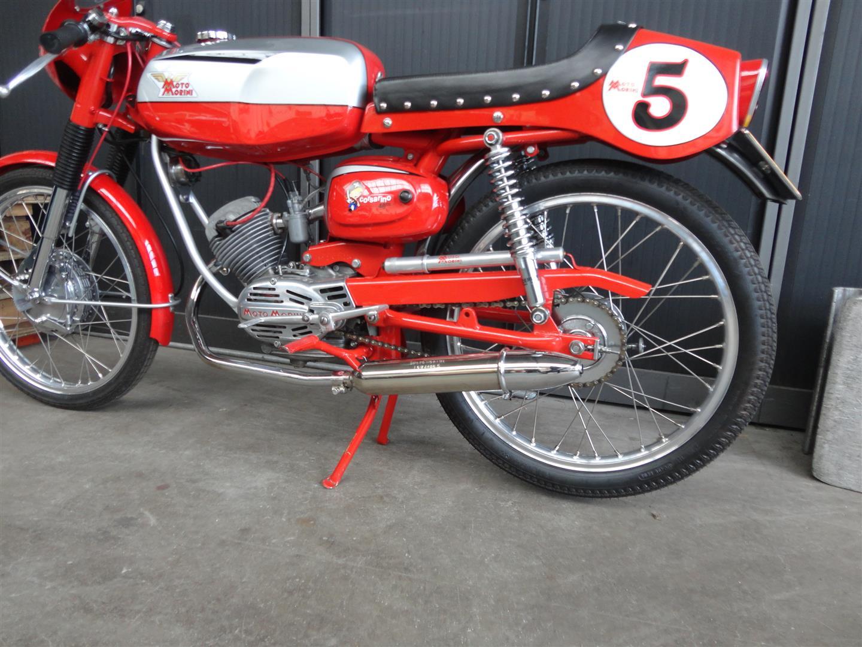 moto morini corsarino joop stolze classic cars. Black Bedroom Furniture Sets. Home Design Ideas
