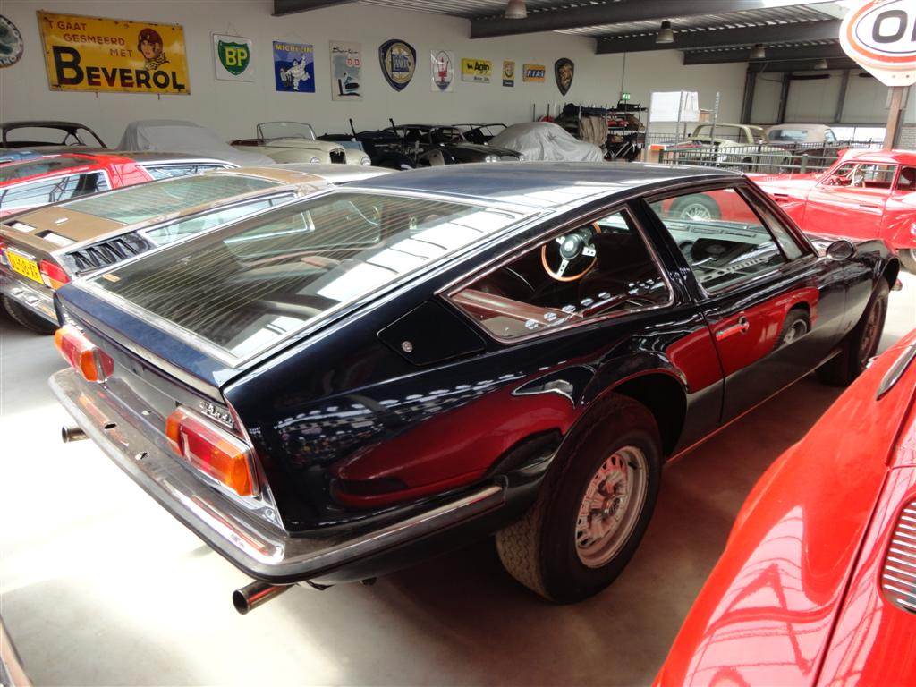 Maserati Indy 4.7 ltr
