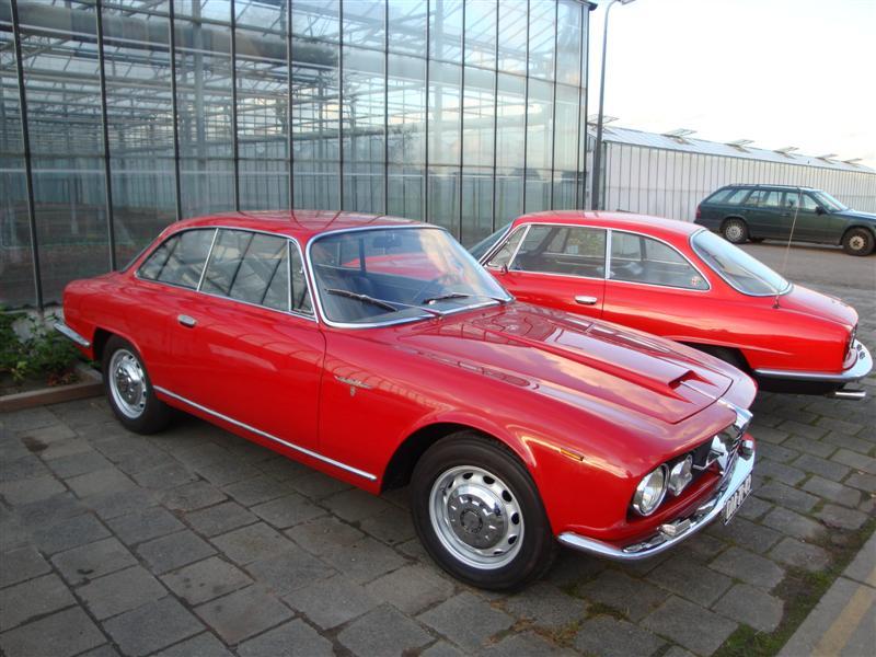 Alfa Romeo - 2600 Sprint Bertone