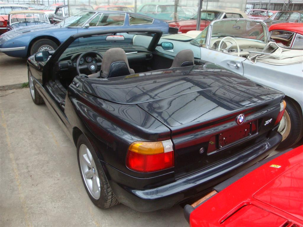 bmw z1 joop stolze classic cars. Black Bedroom Furniture Sets. Home Design Ideas