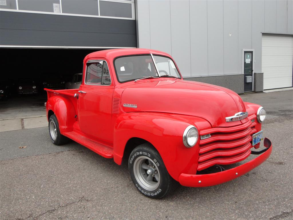 Chevrolet-pick Up 3100 Nice