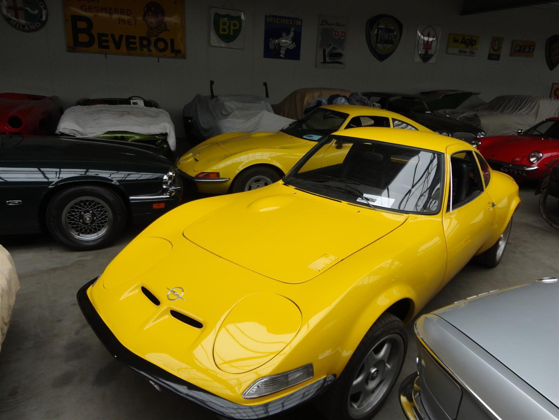 Opel GT1900 GT  Joop Stolze Classic Cars