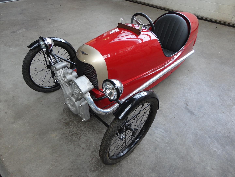 Morgan Pedal Car Joop Stolze Classic Cars