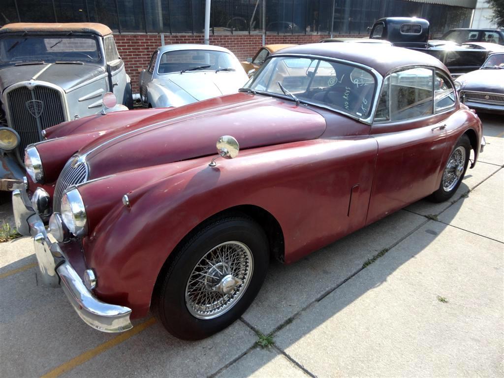 jaguar xk 150 coup red joop stolze classic cars. Black Bedroom Furniture Sets. Home Design Ideas