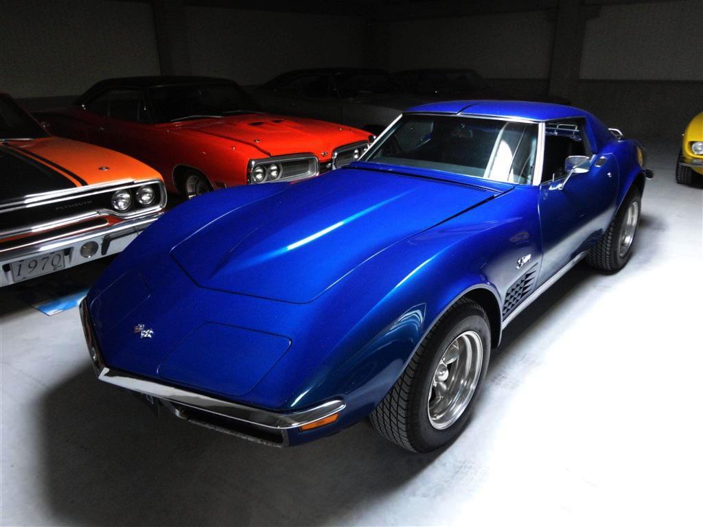 New Corvette Stingray >> Chevrolet-Corvette Targa Stingray | Joop Stolze Classic Cars