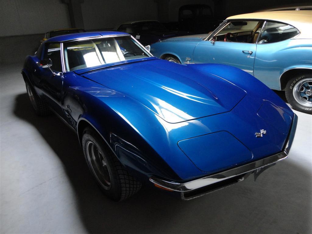 Chevrolet Corvette Stingray >> Chevrolet-Corvette Targa Stingray | Joop Stolze Classic Cars